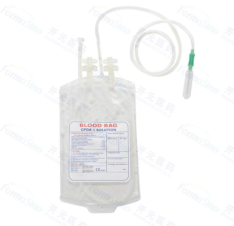 Blood Bag Manufacturers China,Cpda-1 Blood Bag