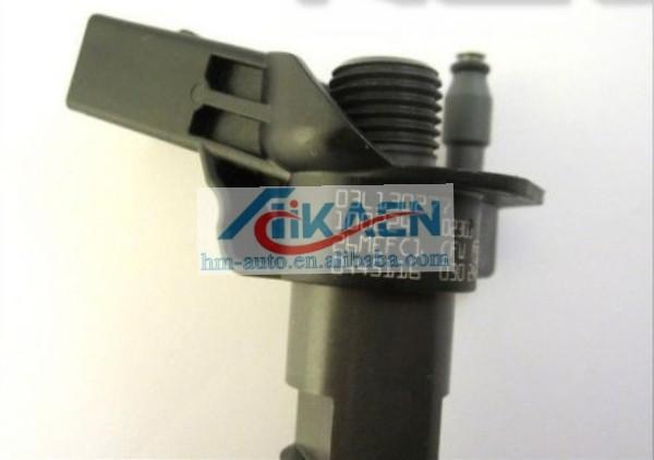 V--w P-a-s-s-a-t 3c2 2009 2.0 Tdi Diesel Fuel Injector Oem ...