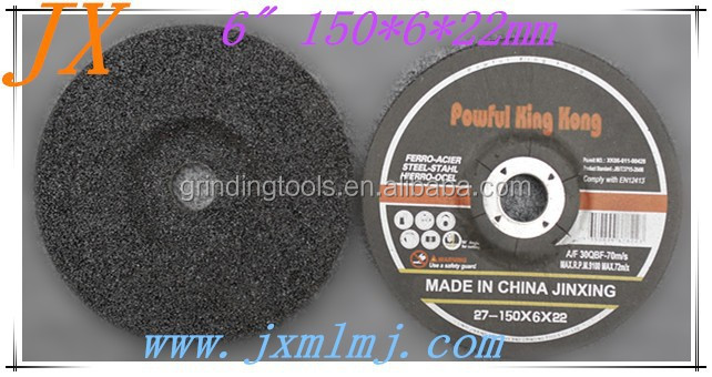 6 Inch Abrasive Disc Cutting And Grinding Wheel Manufacturer In ...