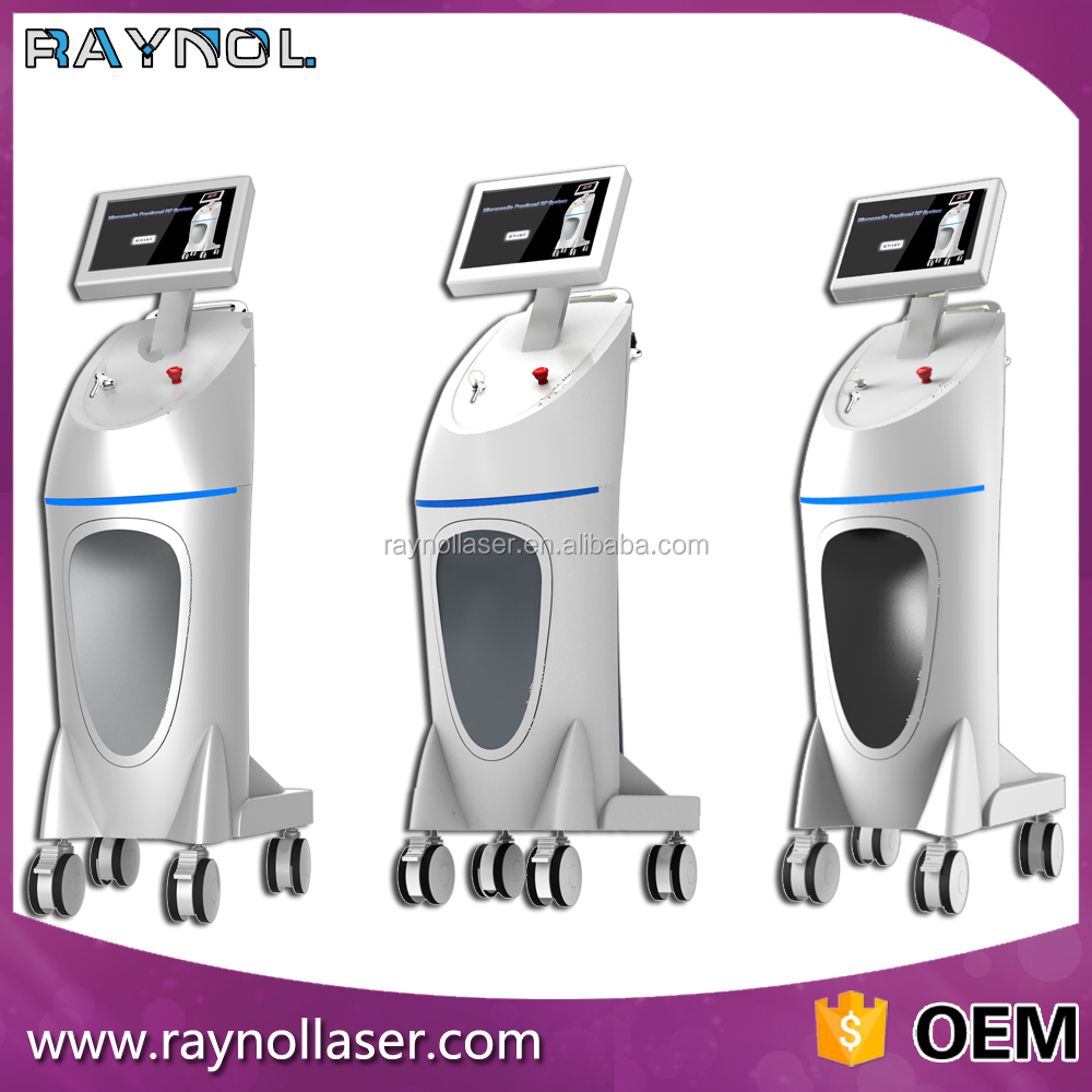 2017 RoHs Approval Anti Aging Microneedle Fractional RF