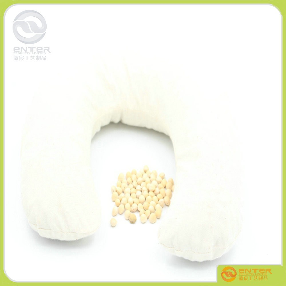we are fast supplier soft cherry stone pillow payment by T/T , travle cherry stone pillow pack in polybag or gift box