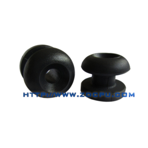 Customized NR Solid Natural Rubber Grommet Bumper Block