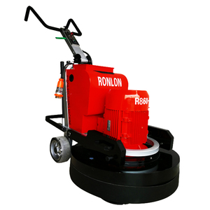 R860-4 diamond concrete floor grind grinder