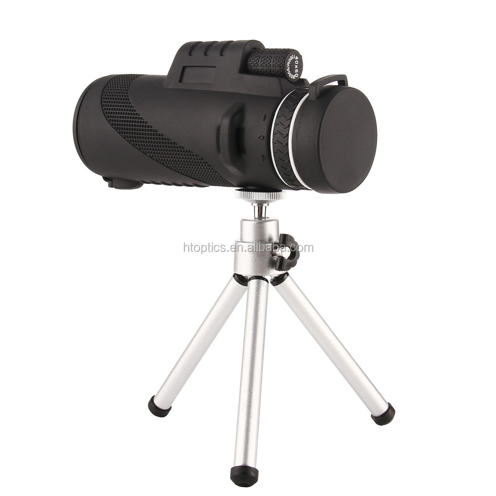 High Quality 40x60 Powerful Monocular Zoom Monocular Field Glasses Great Handheld Monocular