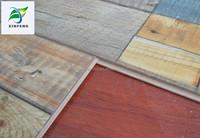 european wood antique laminated floor 8mm
