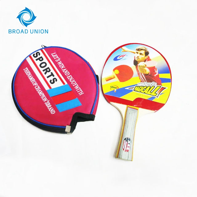 Hot Sales Ping Pong Racket Professionele Tafeltennis Rack Tafeltennis Bat