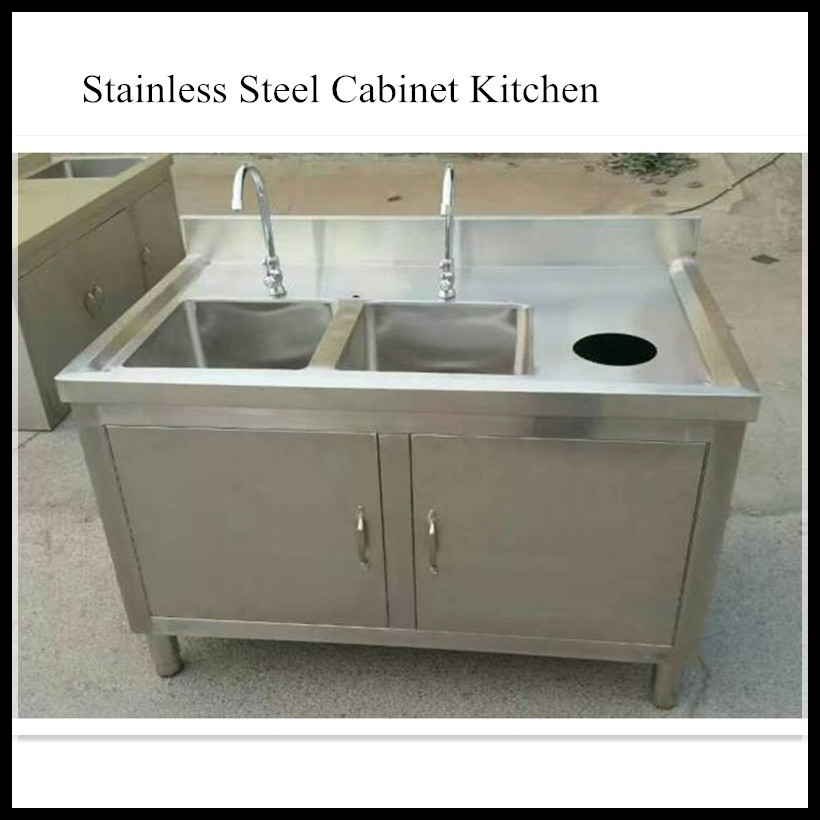 cheap commercial stainless steel kitchen sink cabinet buy stainless