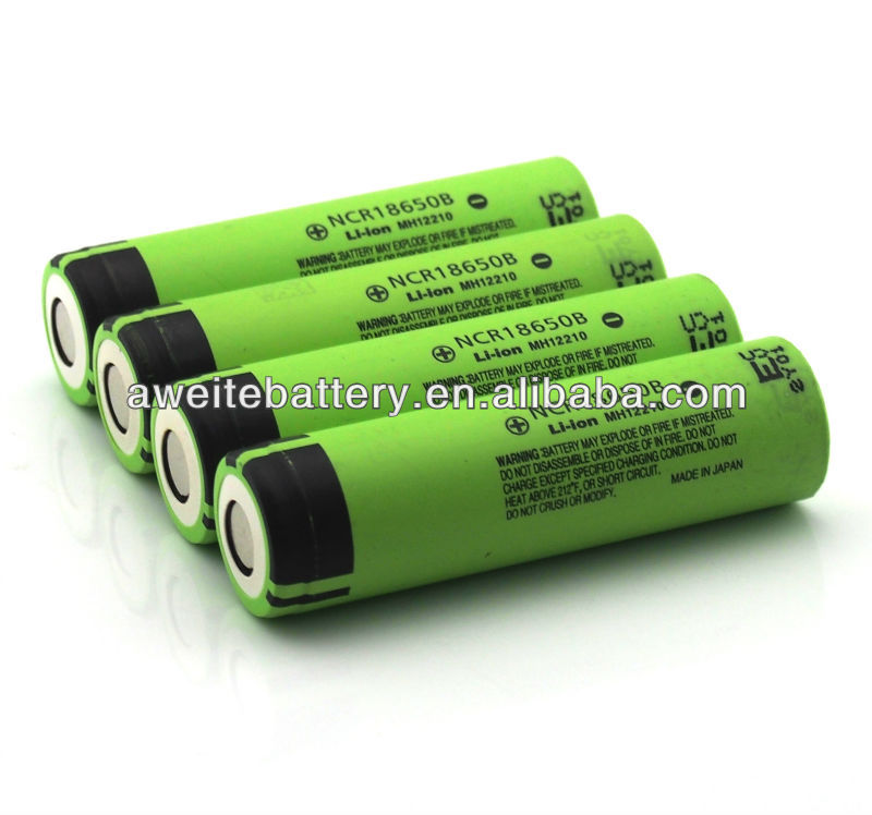 IMR 18650 3.7V 3400mAh Li-ion rechargeable battery lithium batteries