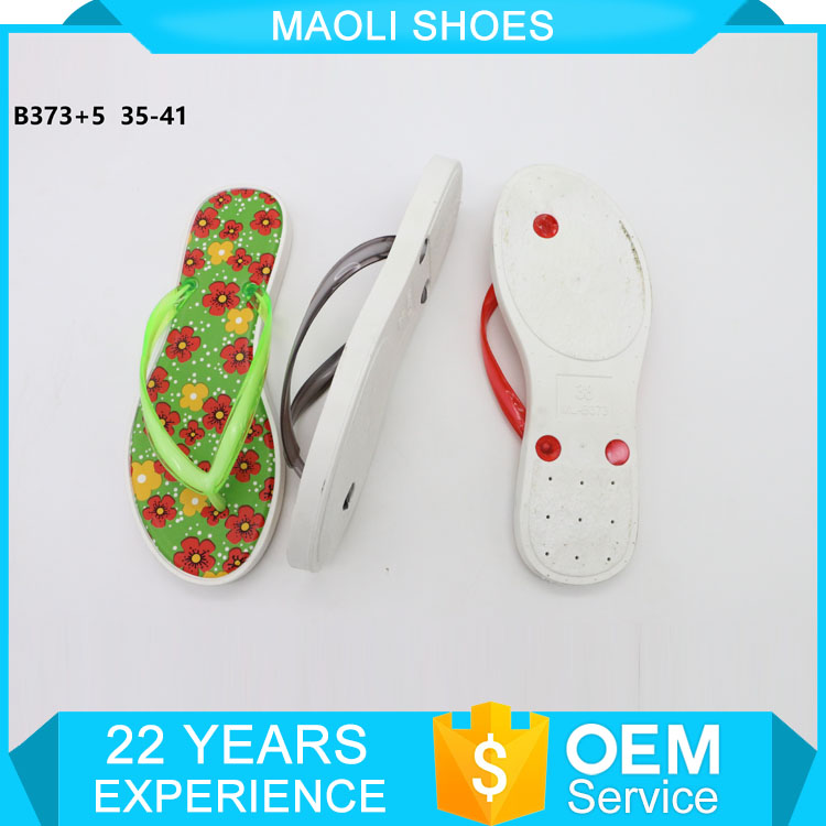 High quality casual platform cheap wholesale outdoor eva pvc slipper
