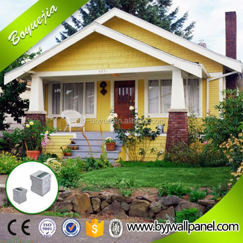 Low Cost Fast Construction EPS Cement Wall Panel Steel Prefabricated  Residential Dome Building Houses