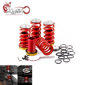 Kylin Racing adjustable suspension coilover springs fit for H auto Civ 88-00