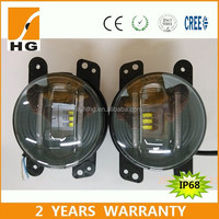 3.5'' daytime running light 15w cre e chip led headlight
