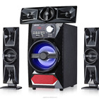 Factory price high quality super bass 3.1 speakers with blue-tooth surround home theater