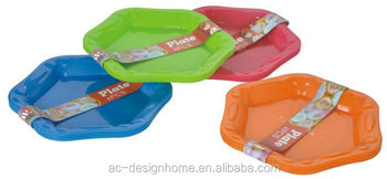 4 PCS FUCHSIA TURQUOISE LIME GREEN ORANGE HEXAGON PP PLASTIC PLATE  sc 1 st  Alibaba & 4 Pcs FuchsiaTurquoiseLime GreenOrange Hexagon Pp Plastic Plate ...