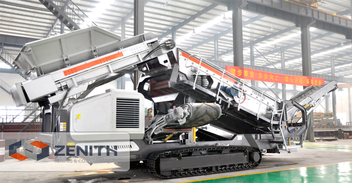Manufacturing manufacture mobile power plants