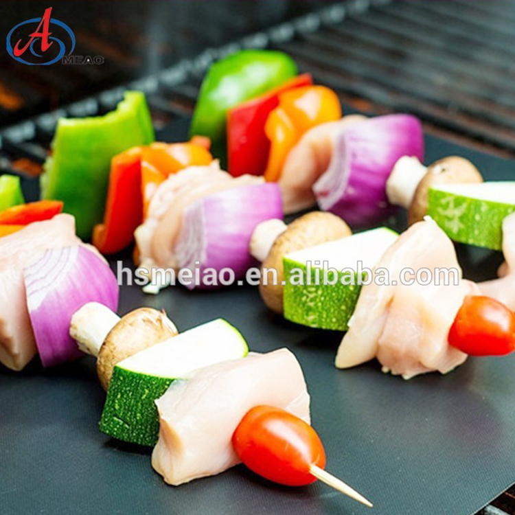 Free Sample Custom BBQ Tools Heating  PTFE Mat
