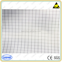 New esd products tc esd fabric for antistatic workwear with low price