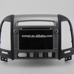 Px3 Android 7 1 8 0 car DVD player 1080P gps fit for Hyundai SANTA FE 2012