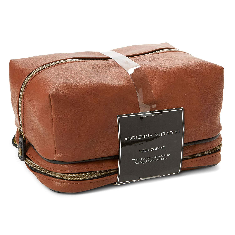 f9ffc925f4 Get Quotations · Mens Travel Toiletry Bag - Mens Travel Bag for Gym,  Grooming & Shaving, Dopp
