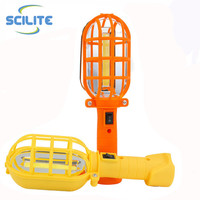 Portable COB LED Trouble Light Inspection work Lamp with Magnetic Base