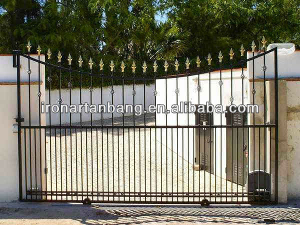 Steel gate grills design pictures interior design for International decor main gates