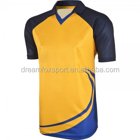Sublimated Reversible Cricket Jersey Pattern With Best Designs ...