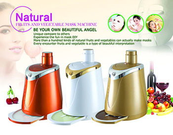 2018 New Arrivals Best Selling Products In Europe Fruit Mask Maker
