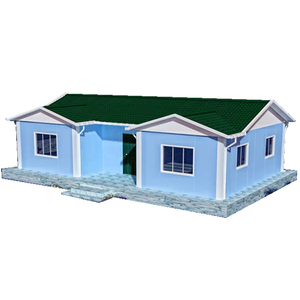 with CE certificate kit homes made in china low cost housing supplier from China
