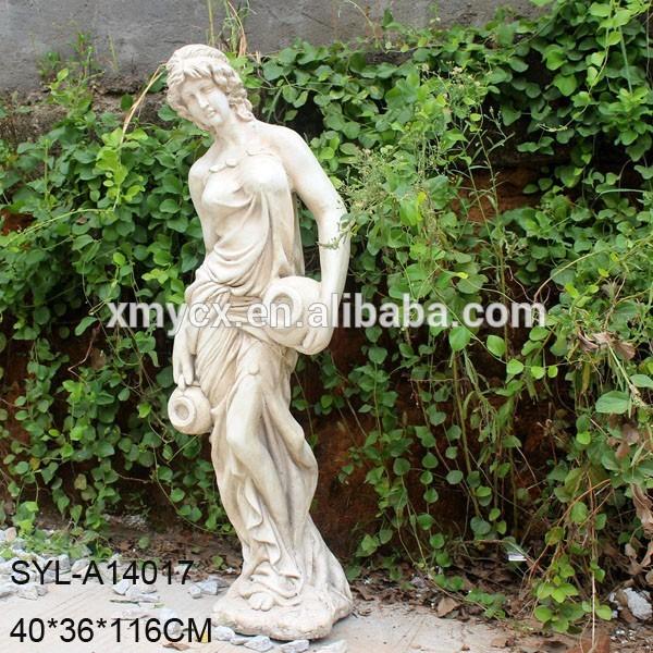 de fibra de vidrio de gran jardn figuras para la venta