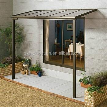 Rain Protection Aluminum Pergola