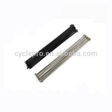 Steel bicycle spoke and nipple 13G/14G for single speed bike / track bike spoke 270mm road bicycle parts