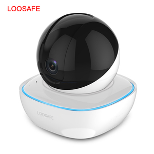 New 2.0MP Video Smart Baby Monitor Housing 1080P Night Vision Infrared Dome Wireless Security CCTV IP Wifi Camera