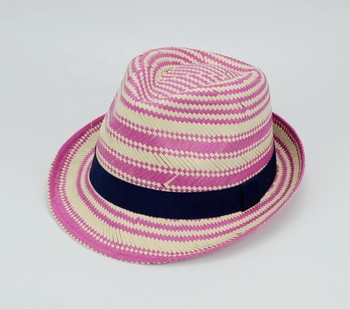 12a106f332a New Fashion Customized Printing Straw Hat Fedora - Buy Straw Hat ...