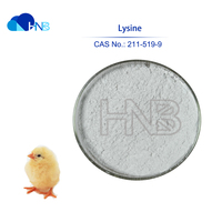HNB Factory Supply lysine sulphate 70%/ l-lysine raw material powder Feed grade Professional Amino Acid China Supplier