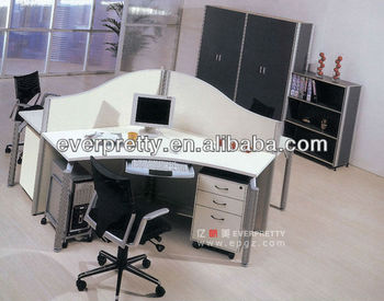 Small Office Cubicle Workstation For 3 Person Product On Alibaba