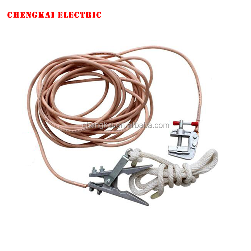 Short Circuit Grounding Wire With Clamp - Buy Short Circuit ...