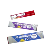 Food Packaging baking cooking Thin aluminum foil coupons for household kitchen usage 200m