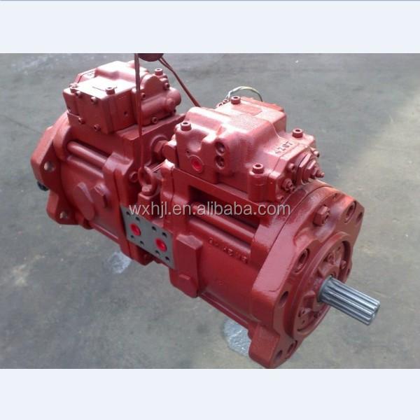 JCB hydraulic piston pump for K3V series hydraulic ram pumps for sale