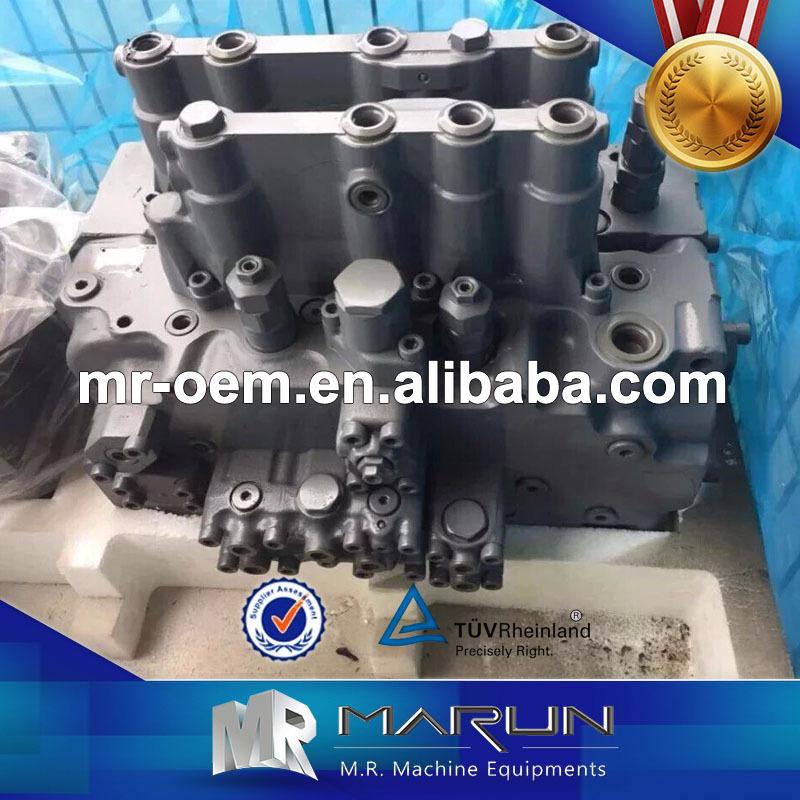 China Supplier Main Control Valve Hydraulic Excavator For Hitachi ...