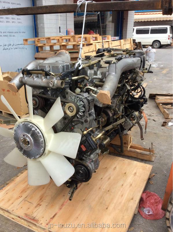 Isuzu 6wf1 Engine Specification