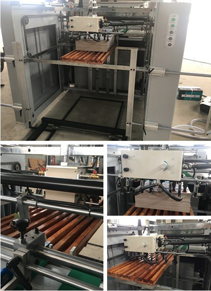 SZFM-1200 automatic water-based bopp film laminating machine laminate machine for paper sheet box bag book
