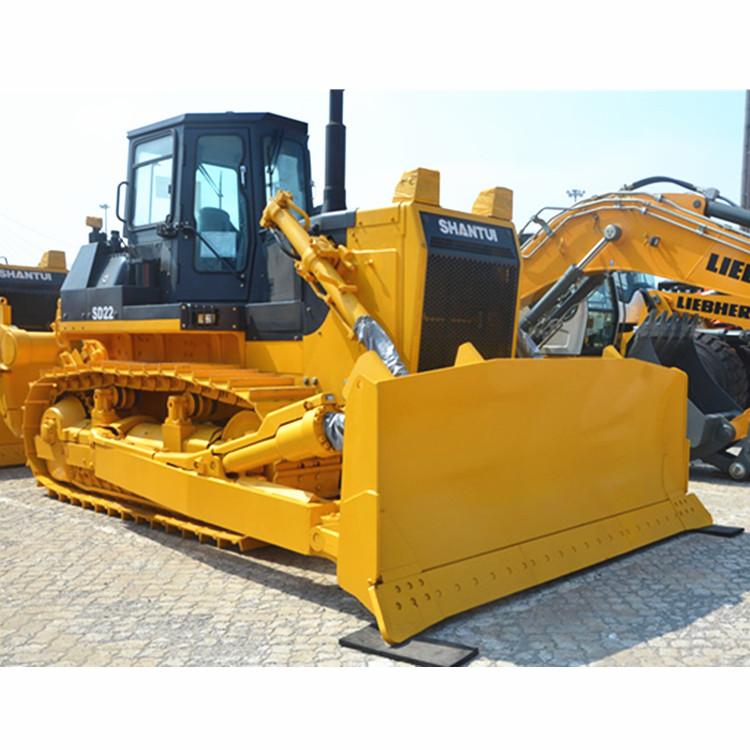 Shantui SD22 Dozer capacidad 220hp Bulldozer