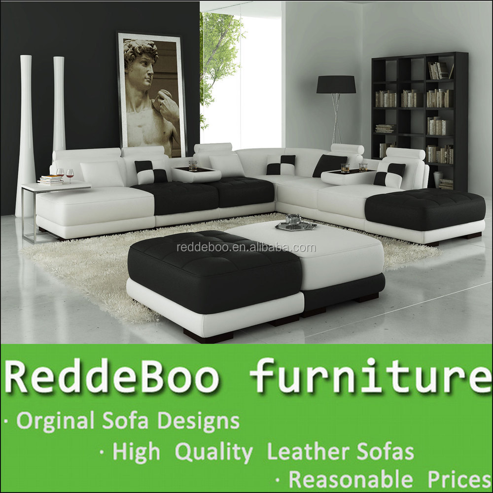 Colorful Cheap Modern Corner Sectional Sofa Wholesale Furniture DFS SOFA