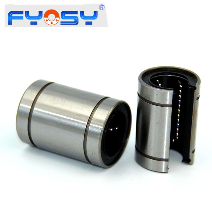 Good quality linear slider LM8UU LM12UU LM16UU LM20UU linear bearing for 3d printer