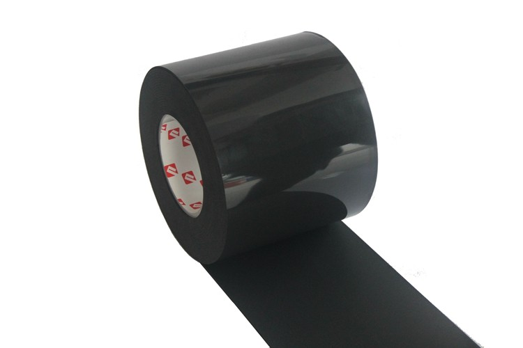 black color self adhesive sponge PU foam sealing tape