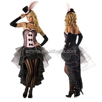 Sexy show girl costume