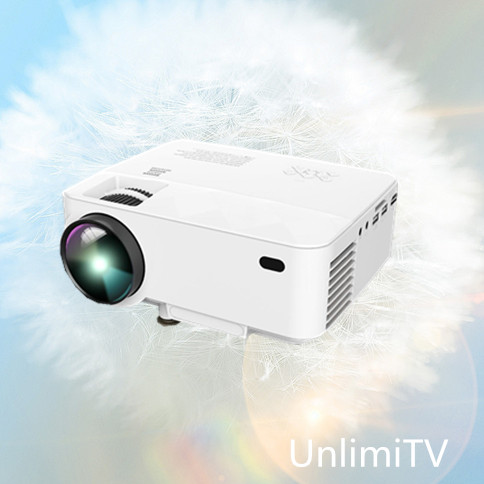 High quanlity led home theater projector cheap cinema projector best portable laptop projector