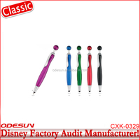Disney Universal FAMA BSCI Carrefour Factory Audit Manufacturer Promotional Uni Ball Pen Raw Material
