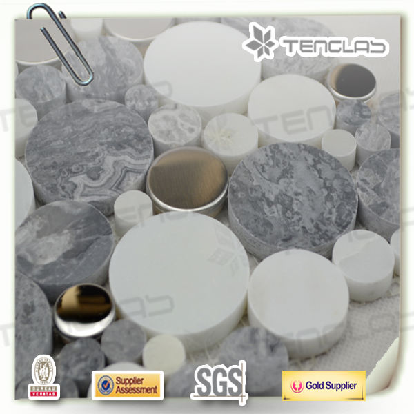 New arrival blend stone mosaic design