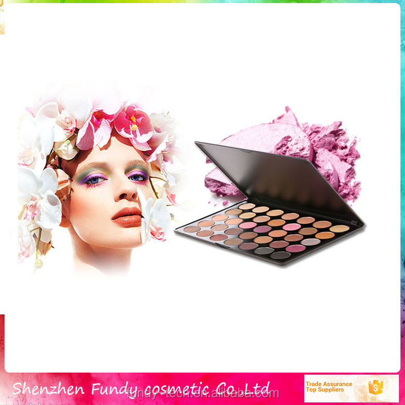 Wholesale Private label eyeshadow palette morphe 35 color eyeshadow eyeshadow best price